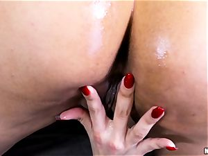 super-fucking-hot milf Mercedes Carrera gets a anal invasion foray