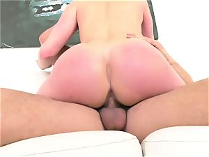 spunky milf Kendra eagerness with massive bra-stuffers luvs intercourse with her daughter's youthfull pals