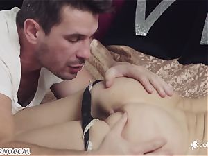 crazy superstar Chanel Preston with big mounds gets buttfucked