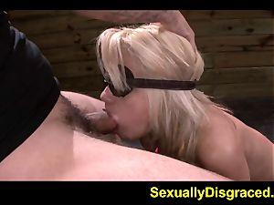 hardcore basement bondage for Alice Amore