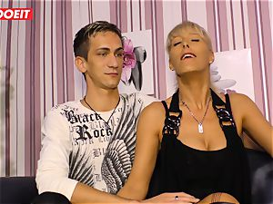 LETSDOEIT - super-steamy aunt-in-law rides cousins pecker On orgy gauze