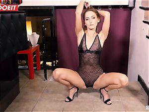 LETSDOEIT - Kira Gets rough torture at bondage & discipline soiree