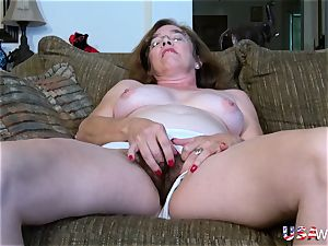 USAwives wooly Mature twats playing Compilation
