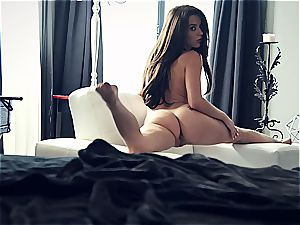 youthful pornographic star Lana Rhoades is outstanding