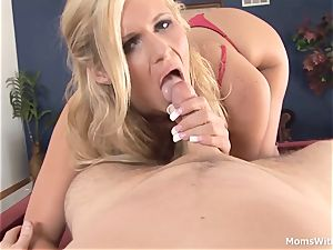fabulous milf colleague point of view oral pleasure On Pool Table