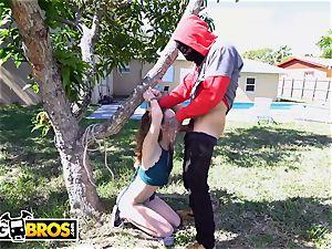 BANGBROS - Alex Blake Gets manhandled By A ultra-kinky Thief