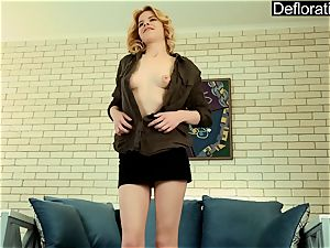 Chiksa the red-hot Russian nubile