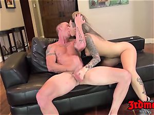 Christy Mack inked, humped, and concluded