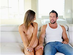 fantastic babe Shyla Ryder very first time torn up in her donk