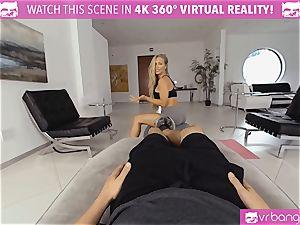 VR PORN-Nicole Aniston Gets screwed rigid and gargles