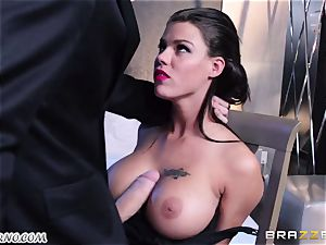 Peta Jensen - You should be a excellent dame and fellate my salami all night