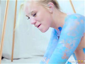 Bailey Brooke assets paint honeypot plumbing session
