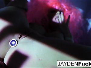 Jayden loves to have stunning joy